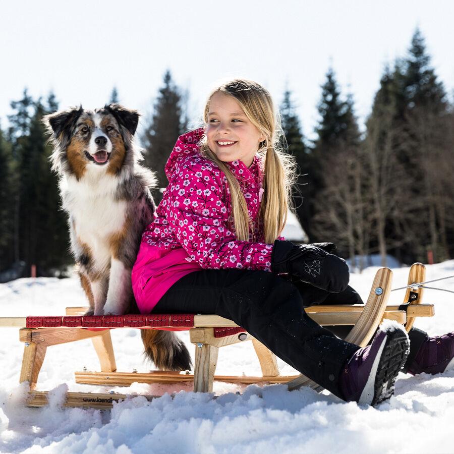SNOWY DAYS PANTS KIDS